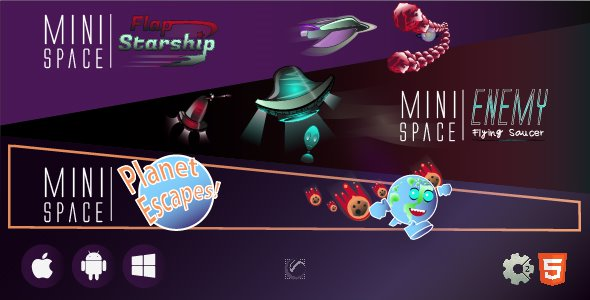 Mini Space Series First Three Games